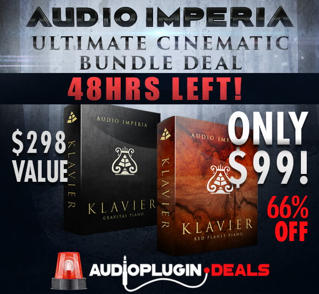 Audio Imperia Bundle Deal