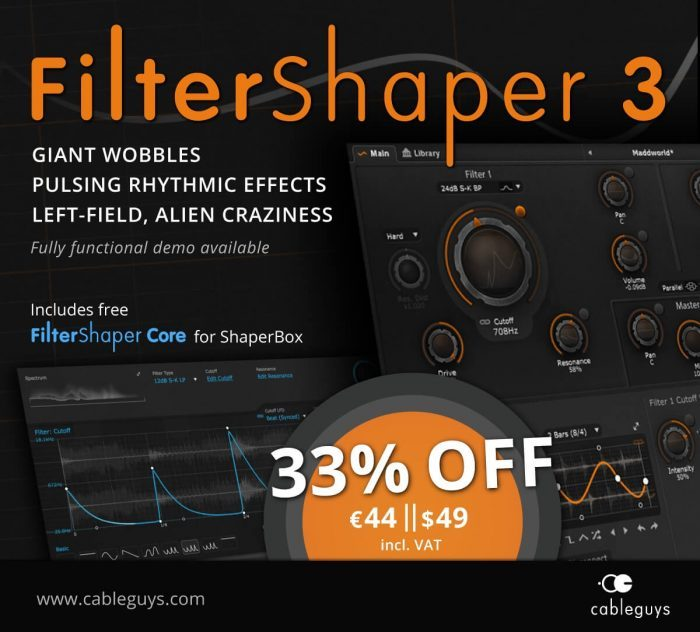 Cableguys FilterShaper 3 Sale