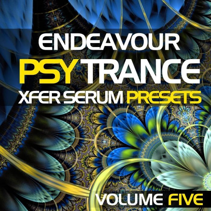 ENDEAVOUR PSYTRANCE SERUM VOL 5