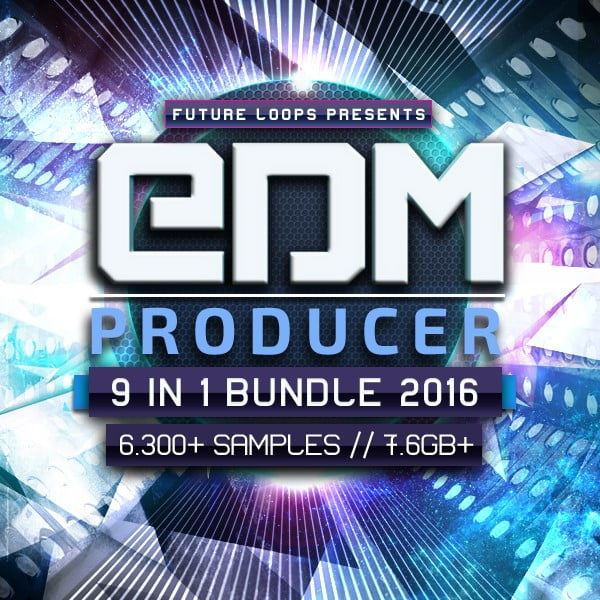 Future Loops EDM Producer   9 in 1 Bundle 2016