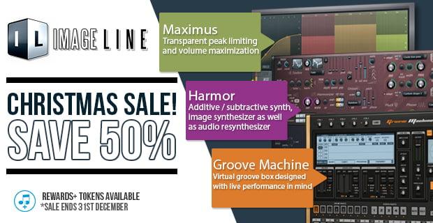 Image Line sale