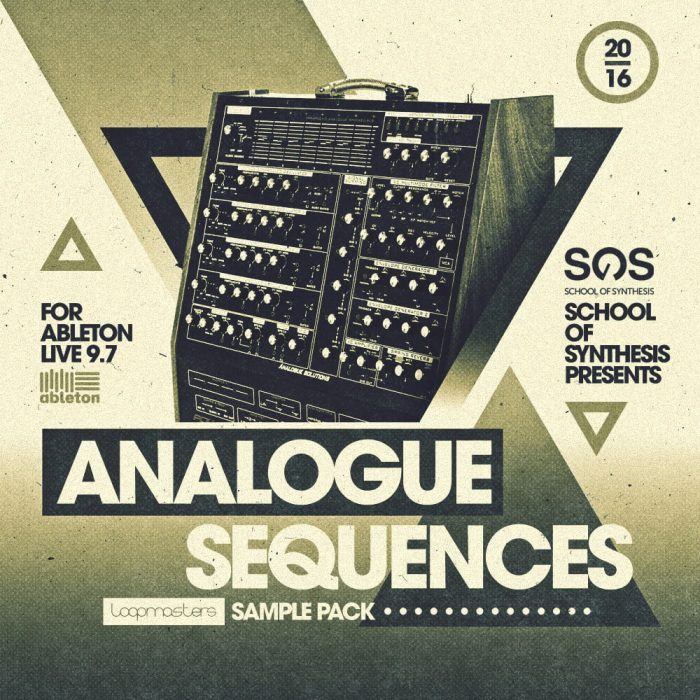 Loopmasters Analogue Sequences for Live