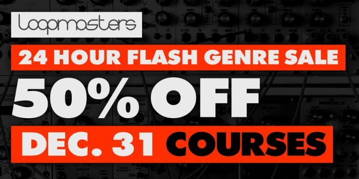Loopmasters Courses flash sale