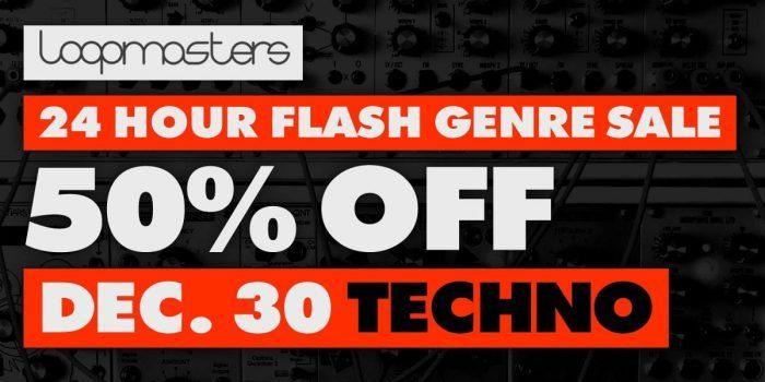 Loopmasters Techno flash sale