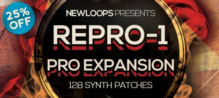 New Loops Repro-1 Pro Expansion