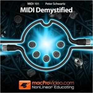 NonLinear Educating MIDI Demystified