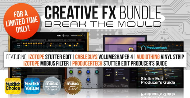 PIB Creative FX Bundle pack