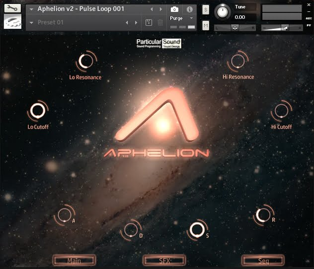 Particular Sound Aphelion Cinematic Loops 2.0