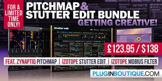 Plugin Boutique Pitchmap & Stutter Edit Bundle