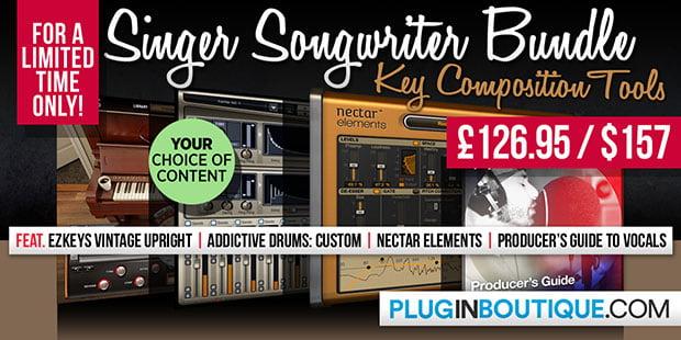 Plugin Boutique Singer Songwriter Bundle