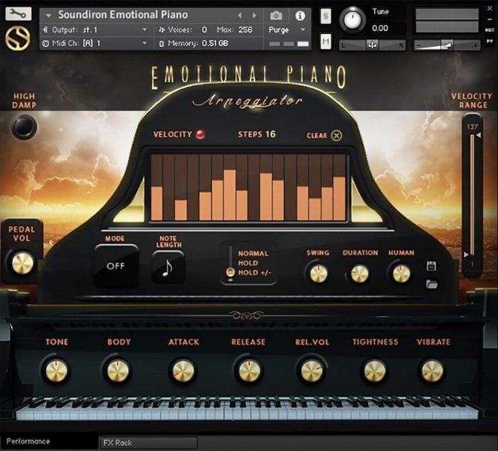 Soundiron Emotional Piano 3