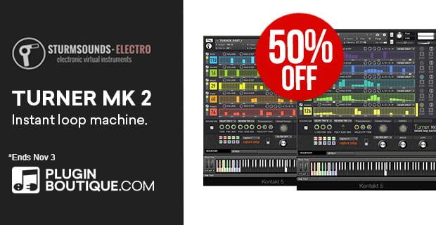 Sturm Sounds Electro Turner MK2 sale