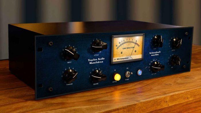Tegeler Audio Manufaktur Schwerkraftmaschine compressor