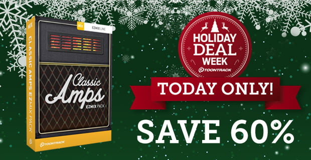 Toontrack Classic Amps for EZmix 2 sale