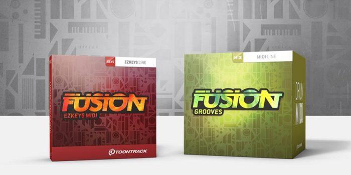 Toontrack Fusion MIDI packs