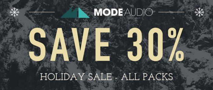 ModeAudio Holiday Sale