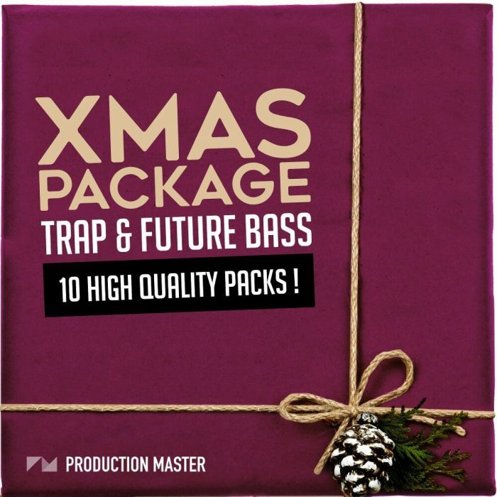 Trap & Future Bass Xmas Pack