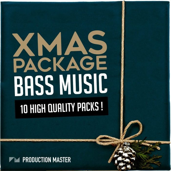 Bass Music Xmas Pack