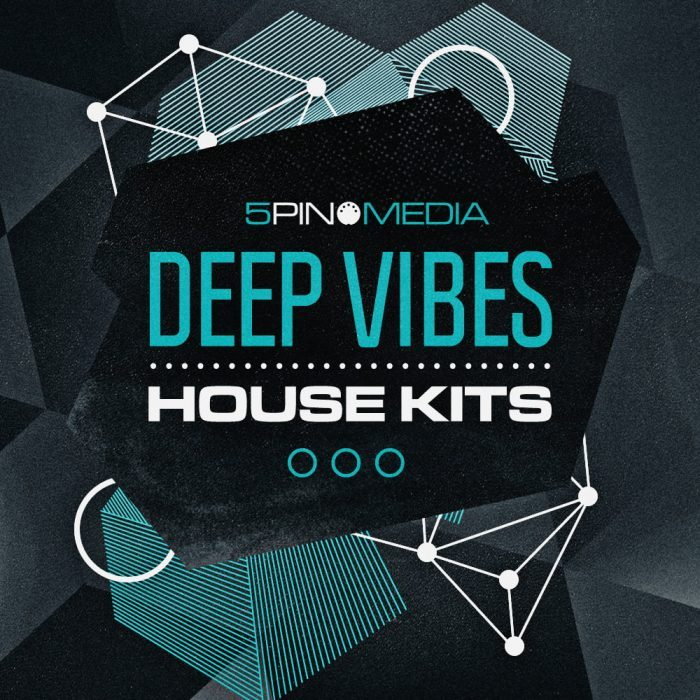 5Pin Media Deep Vibes House Kits