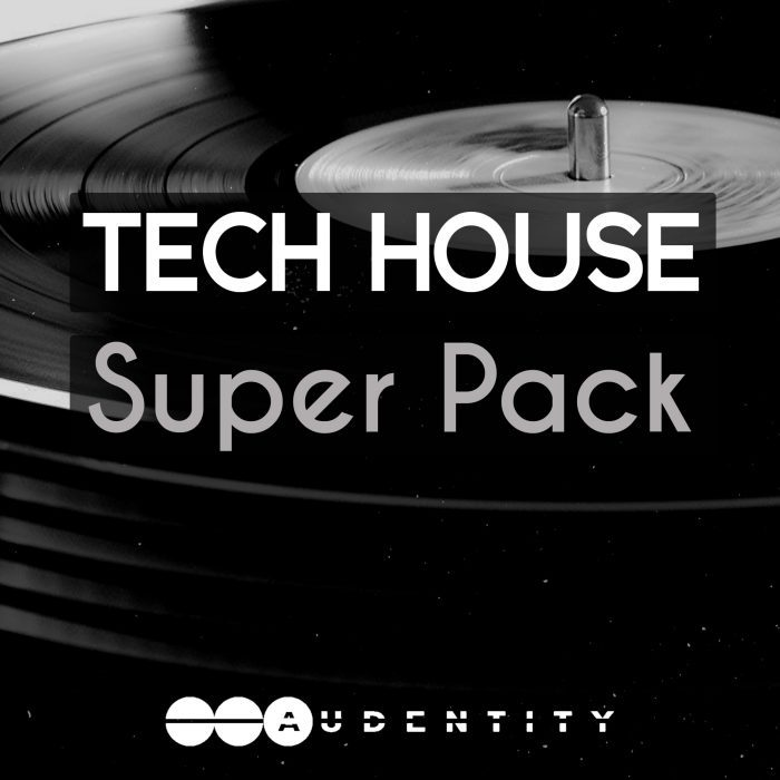 Audentity Records Tech House Super Pack