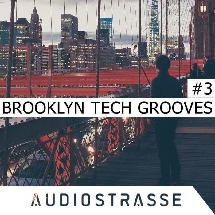 AudioStrasse Brooklyn Tech Grooves 3