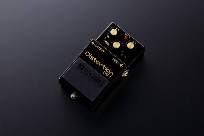 BOSS DS 1 4A Distortion