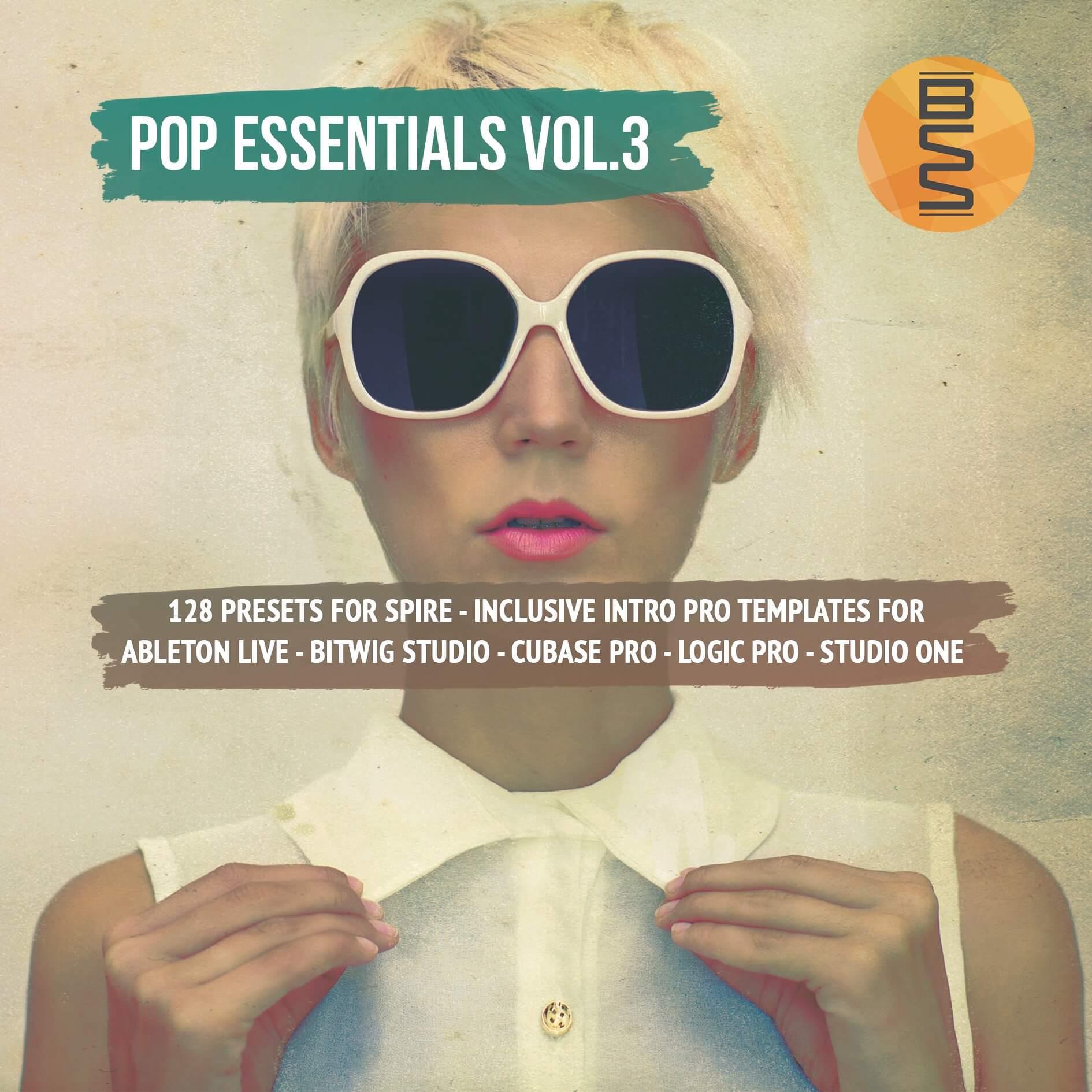 Big Sound Samples Pop Essentials Vol.3 for Spire