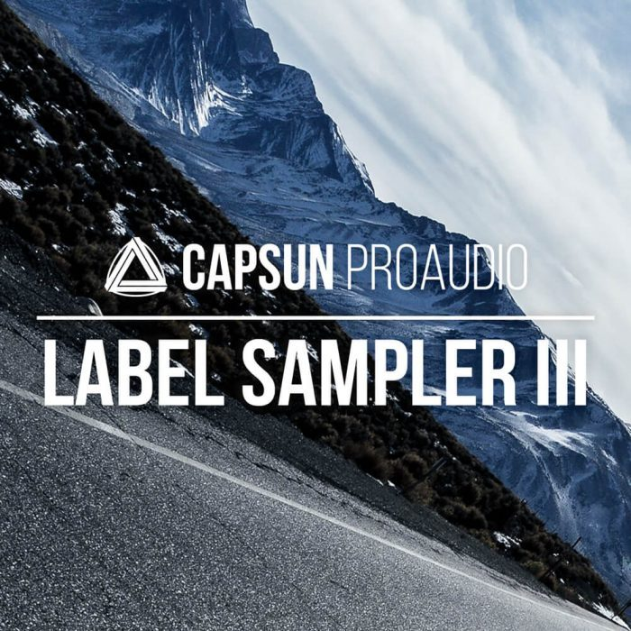 CAPSUN ProAudio Label Sampler III