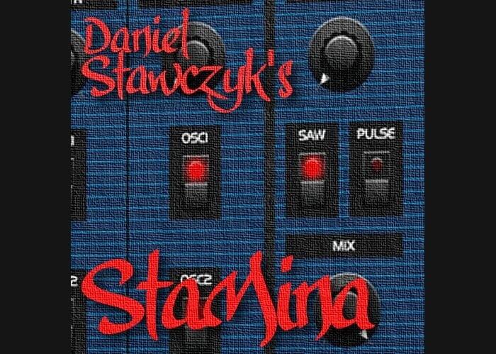 Daniel Stawczyk Stamina for OB Xd