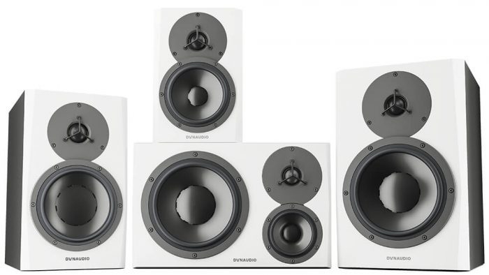 Dynaudio PRO LYD48 Family