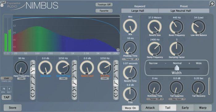 Exponential Audio Nimbus update