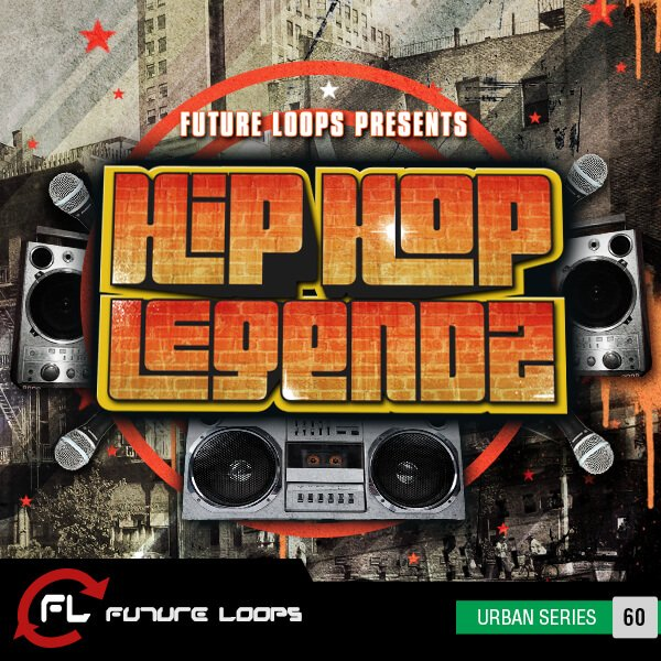 Future Loops Hip Hop Legendz