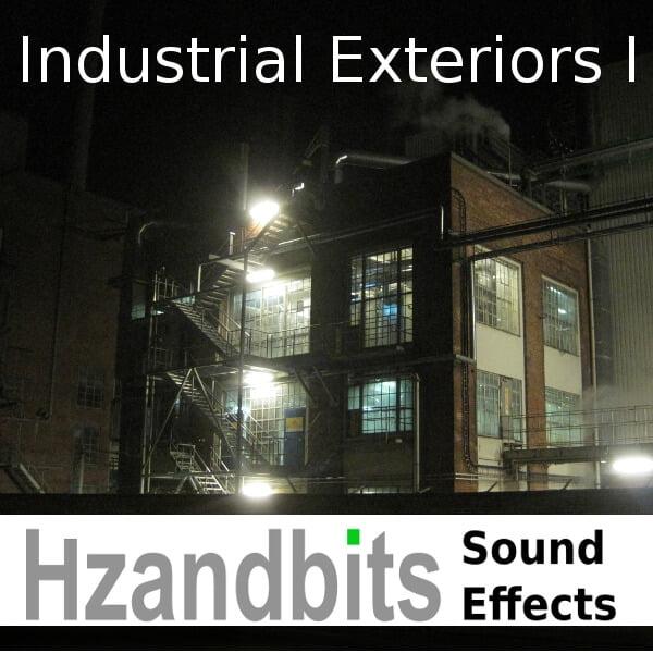 Hzandbits Industrial Exteriors I