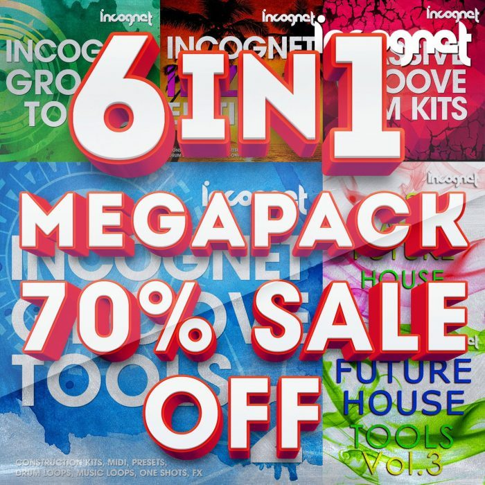 Incognet Mega pack 2016