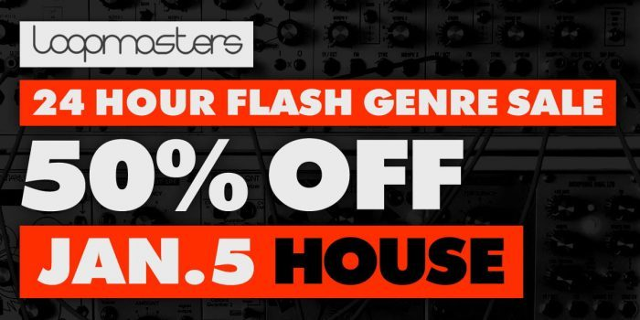 Loopmasters House Sale