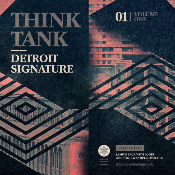 Loopmasters Think Tank Detroit Signature Vol 1
