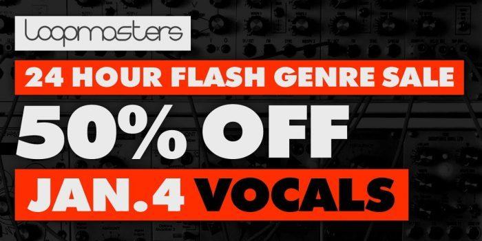 Loopmasters Vocals flash sale