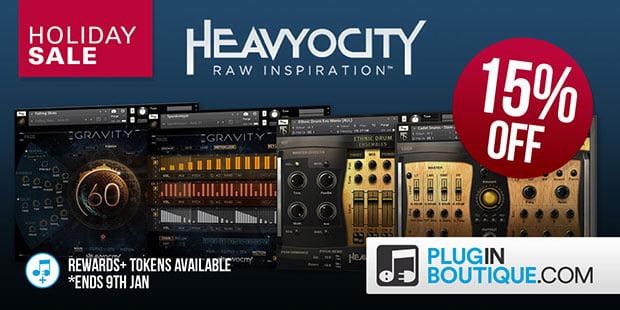 PIB Heavyocity sale