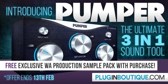 Pumper promo