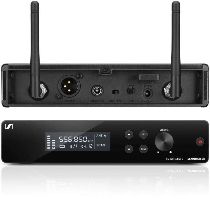 Sennhiser XS Wireless 2 microphone system