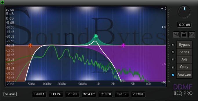 SoundBytes DDMf IIEQ Pro