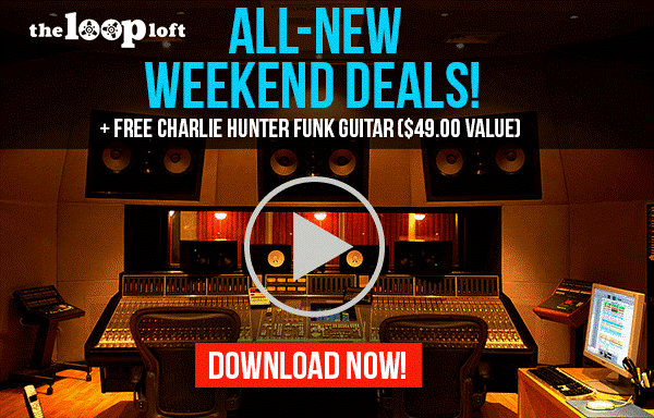 The Loop Loft Charlie Hunter Funk Guitar deal