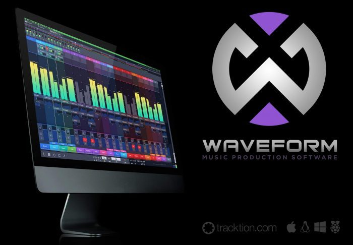 Tracktion Waveform