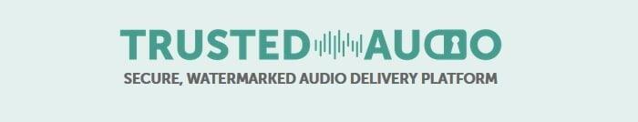 TrustedAudio logo