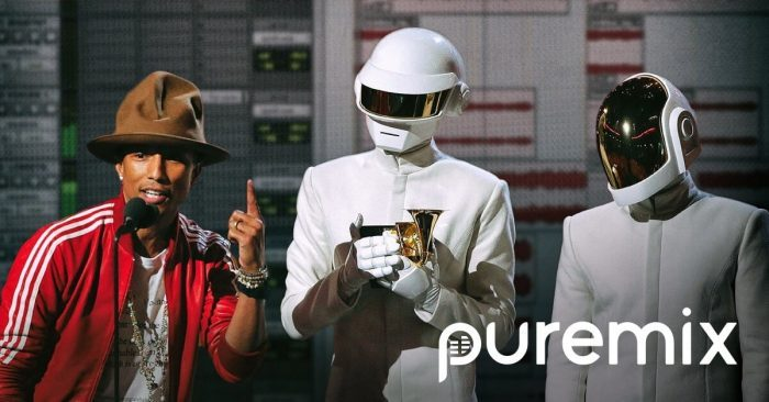 pureMix Inside The Mix Pharrell ft Daft Punk