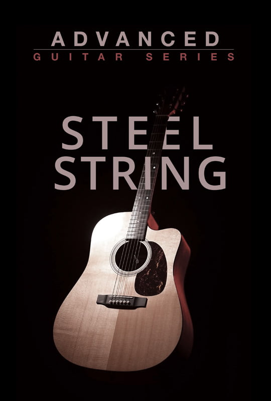 8Dio Advanced Guitar Series Steel String