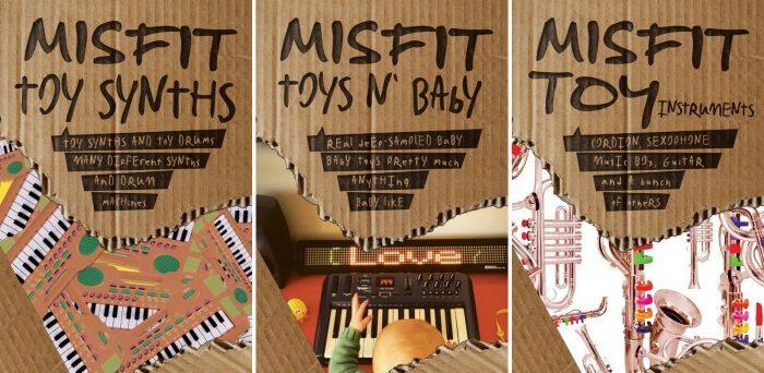 8Dio Misfit Toys