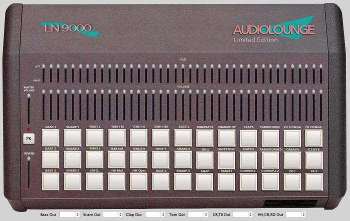 Audiolounge LN9000