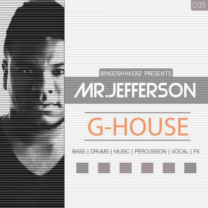 Bingoshakerz Mr Jefferson G House