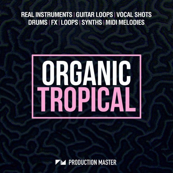 Black Octopus Organic Tropical
